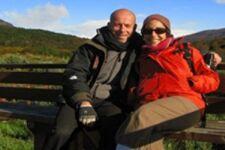 Mr et Mme Rico en Argentine