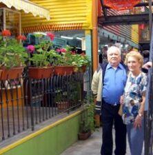Hélène et Pierre Bécavin en Patagonie Argentine et Chilienne